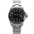 Rolex Submariner Automatic Ceramic Bezel with Black Dial S/S-Sapphire Glass-3