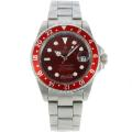 Rolex Submariner Coca Cola Automatic with Red Dial and Bezel