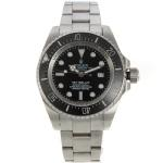 Rolex Sea Dweller Automatic Ceramic Bezel with Black Dial S/S