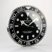 Rolex GMT-Master II Wall Clock with Black Dial