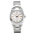 Rolex Milgauss Automatic with White Dial S/S