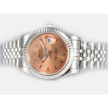 Rolex Datejust Automatic with Champagne Dial 1
