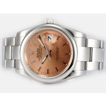 Rolex Datejust Automatic with Champagne Dial
