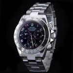 Rolex Daytona Automatic with Black Dial Red Marking
