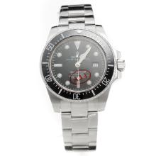 Rolex Sea-Dweller Automatic Ceramic Bezel with Black Dial S/S