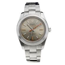 Rolex Milgauss Automatic with Gray Dial S/S