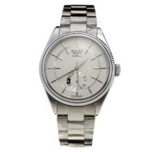 Rolex Cellini Automatic with White Dial S/S-1