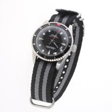 Rolex Milgauss Automatic Black Checkered Dial with Nylon Strap-Vintage Edition-3