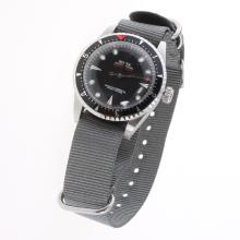 Rolex Milgauss Automatic Black Checkered Dial with Nylon Strap-Vintage Edition-2