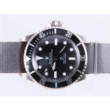 Rolex Submariner Ref.5517 Vintage Editiont With Gray Nylon Strap