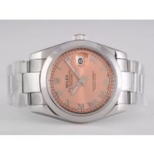 Rolex Datejust Automatic with Champagne Dial Roman Marking