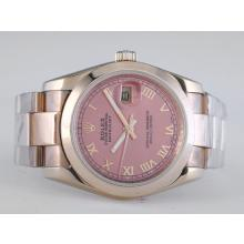 Rolex Datejust Automatic Full Gold with Champagne Dial Roman Marking