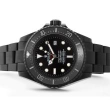 Rolex Sea Dweller Pro Hunter Deep Sea Asia Movement With Black PVD Case-Jacques Limited Edition