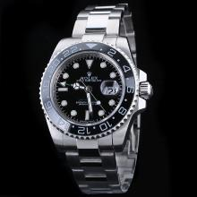 Rolex GMT-Master II Automatic with Green GMT Hand/Green GMT Markers-Ceramic Bezel