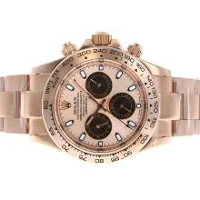 Rolex Daytona Automatic Full Rose Gold with Champagne Dial