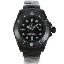Rolex Pro Hunter Deep Sea PVD Case with Swiss Cal 3135 Movement-1:1 Version